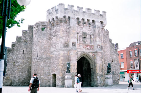 The Bargate - Southampton